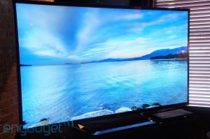 télévision 4K HD