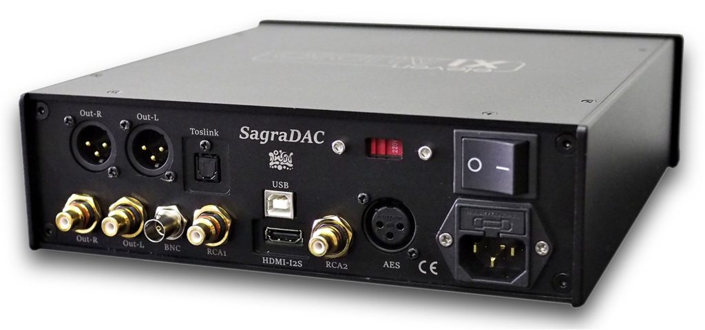 DAC audio